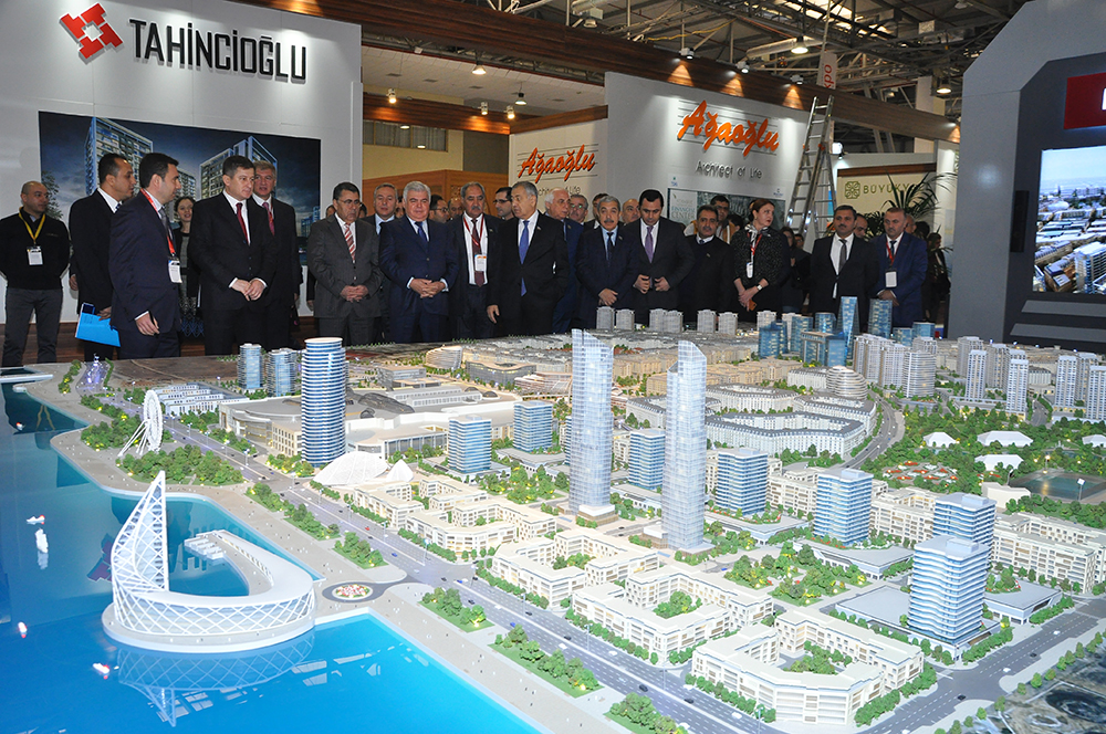 The 3rd Azerbaijan International Real Estate & Investment Exhibition in Baku