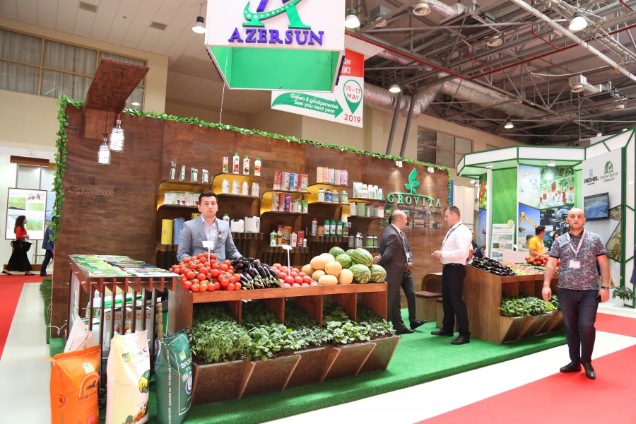 The 24th Azerbaijan International Food Industry Exhibition