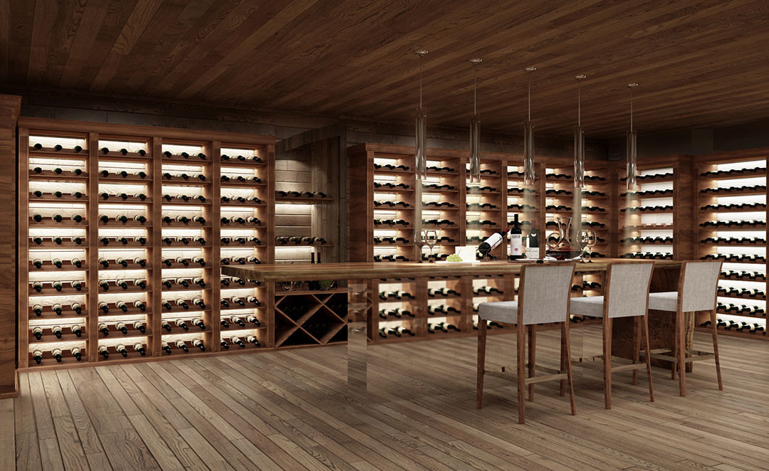New trending places in Baku – Italian Style for a top class wine shop