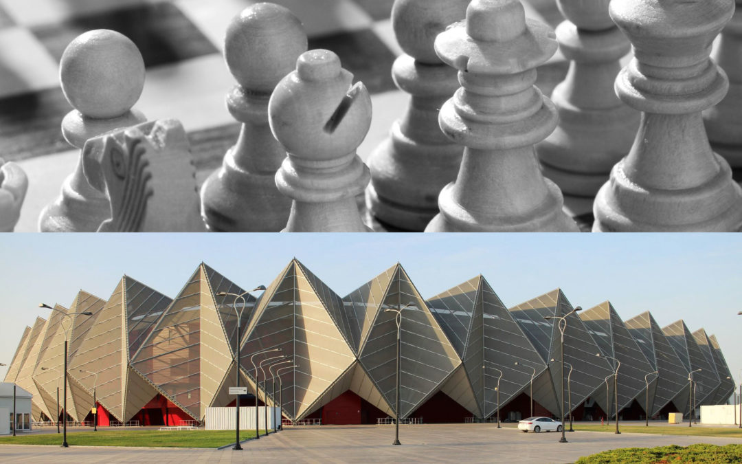 What happened in Baku Chess Olympiad 2016
