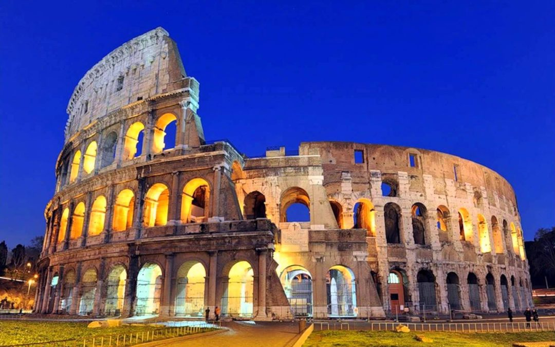 The Colosseum: a symbol of creativity, beauty and resourcefulness