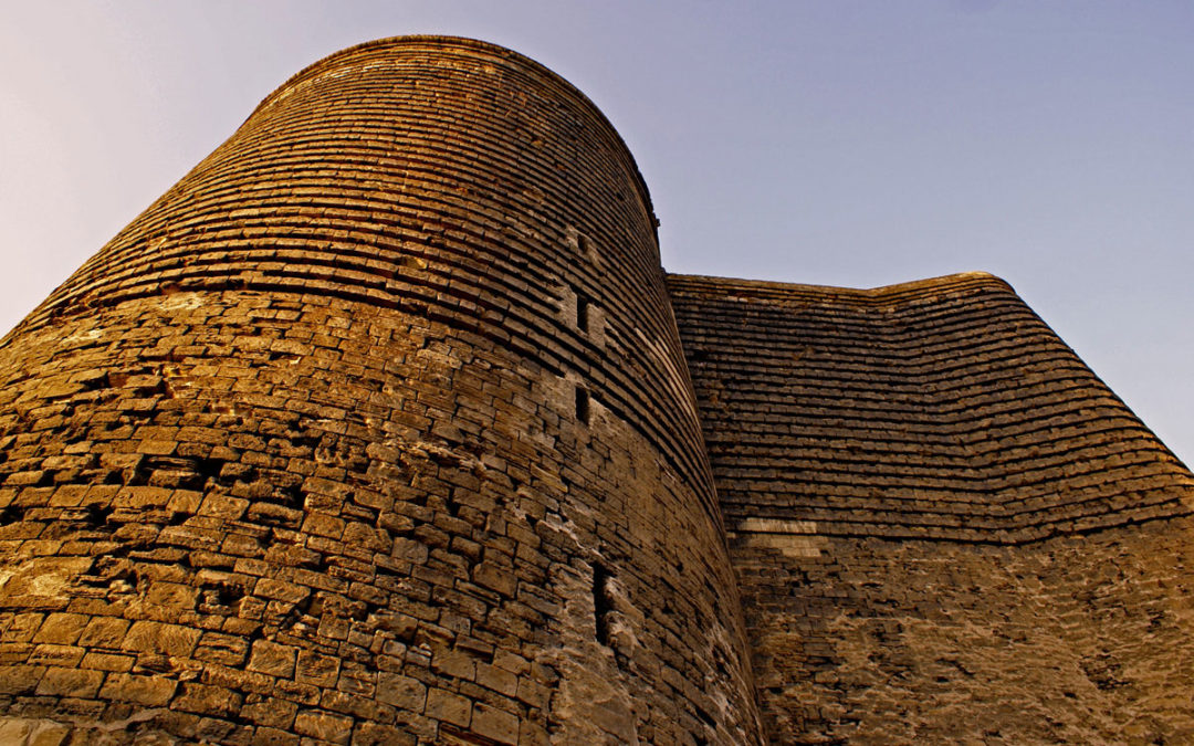 QIZ Qalasi – The Maiden Tower, Baku Azerbaijan