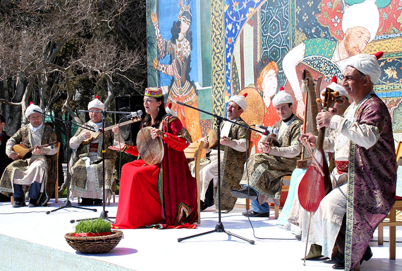 The Ancient Novruz Festival in Azerbaijan
