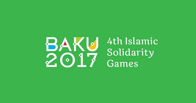 The 4th Islamic Solidarity Games 2017 in Baku
