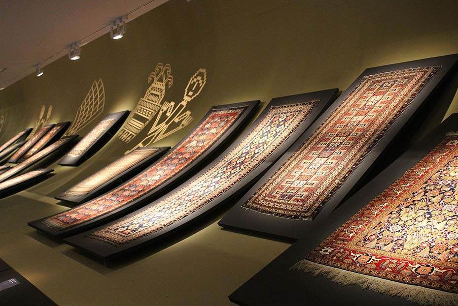 The extraordinary magic of Azerbaijani carpet weaving