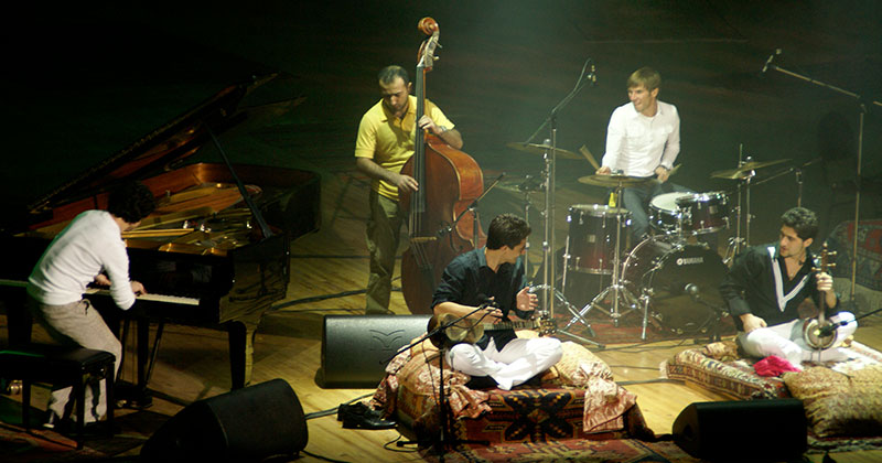 The East West blend of the Jazz scene in Azerbaijan