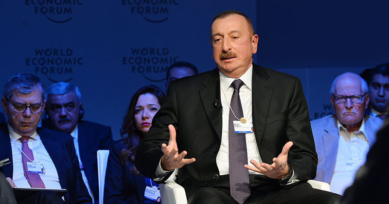 President Aliyev officially opens the 5th World Forum on Intercultural Dialogue in Baku