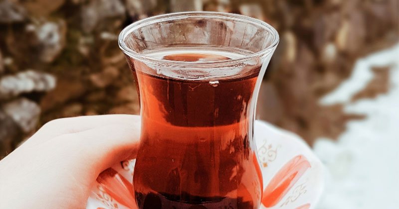 Sinalco introduces you to the art of drinking tea in Azerbaijan