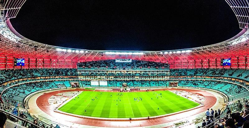 How the Baku Olympic Stadium became a major venue for Euro 2020